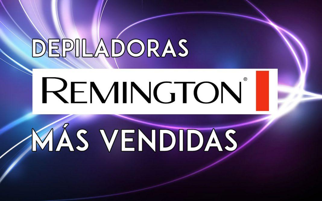Depiladoras Remington más vendidas