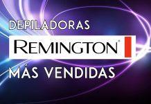 Depiladoras Remington más vendidas