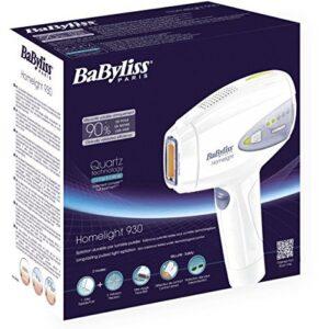 BaByliss-Homelight-G930E-Depiladora-con-luz-pulsada-130000-flashes-color-blanco-0-0