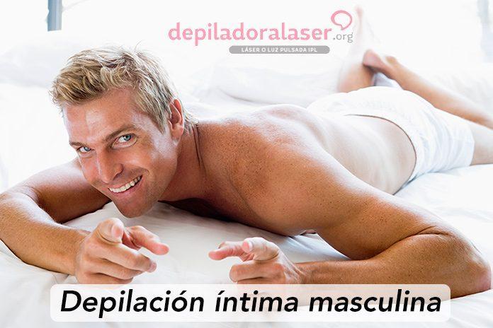 Depilacion intima masculina